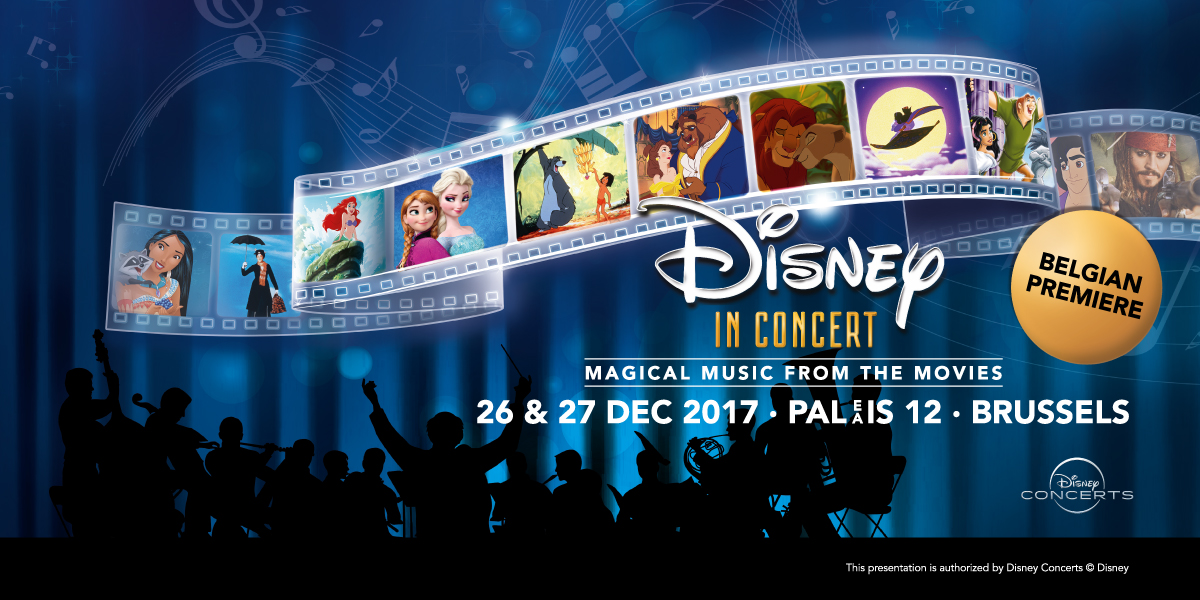 Disney in Concert - Magical Music from the Movies (FRENCH VERSION)