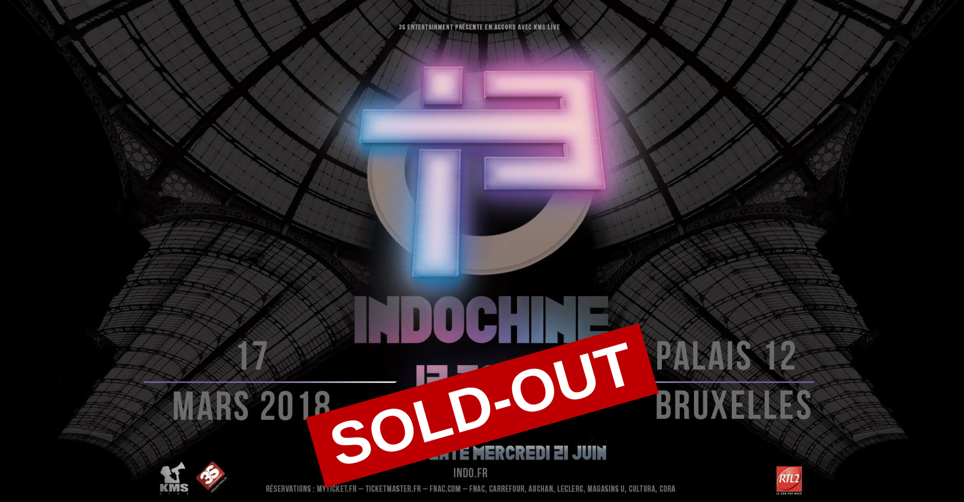 INDOCHINE - 13 TOUR (Complet)