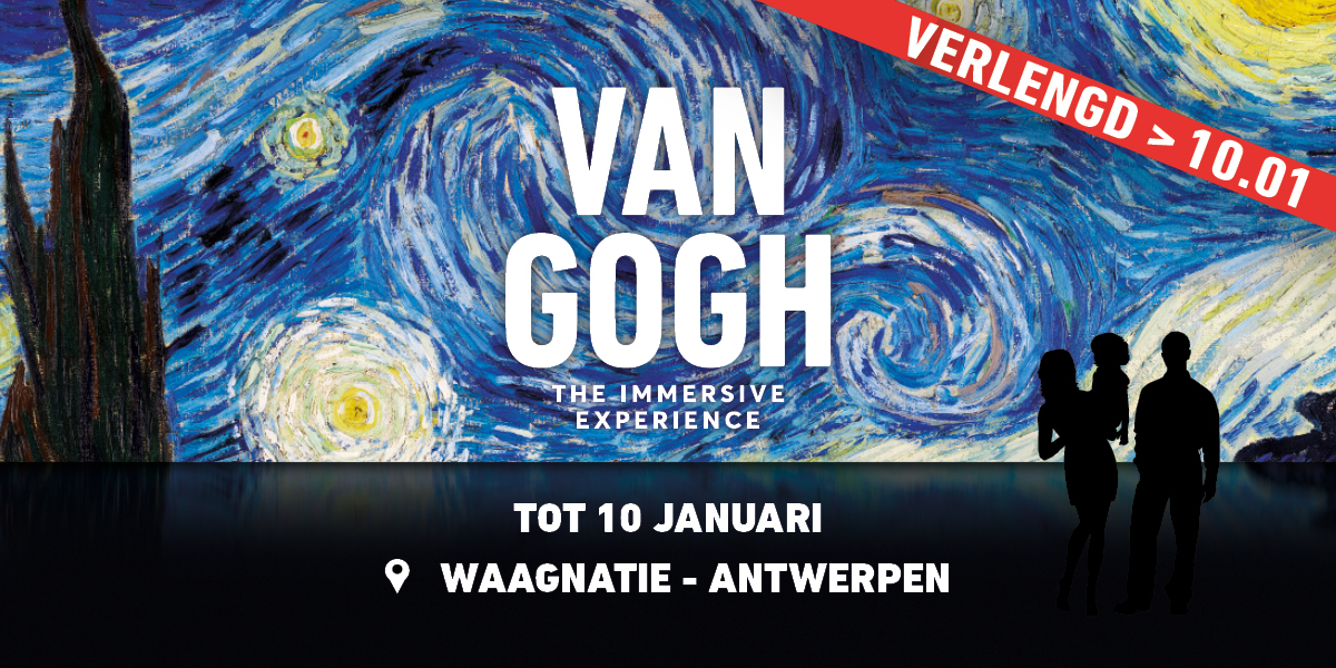 Van Gogh - The Immersive Experience