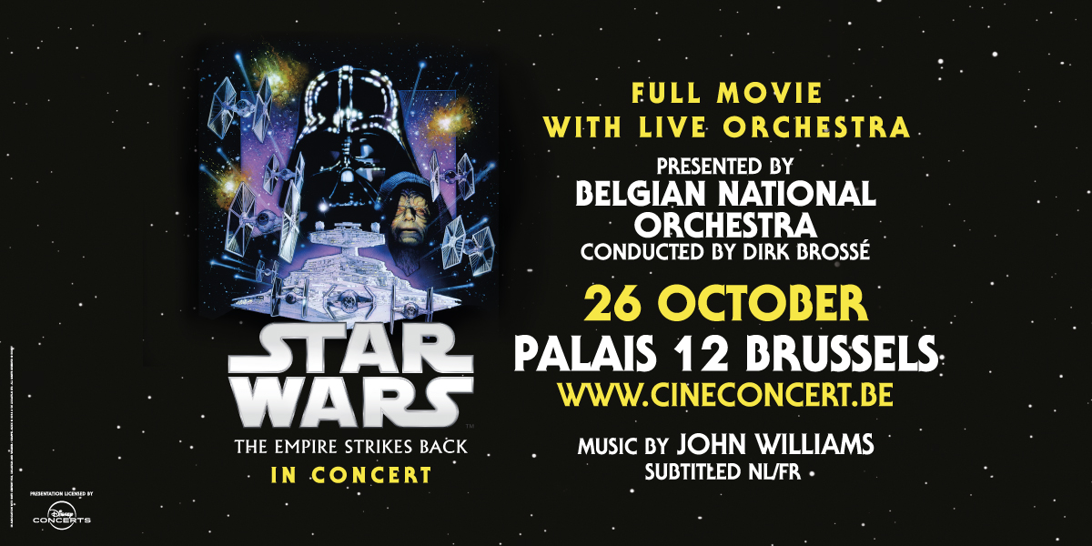 Star Wars In Concert Episode V The Empire Strikes Back Mb Presents